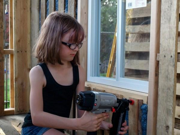 Hailey building micro house