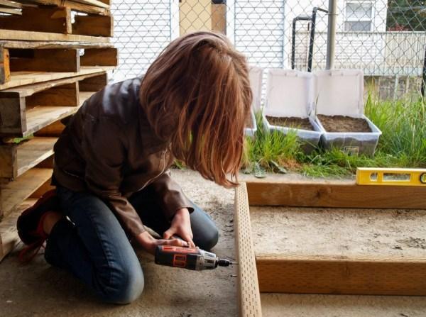 micro house construction