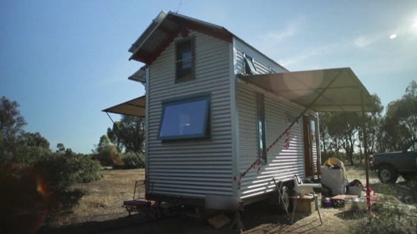 Amazing Off-Grid THOW in Australia 0017