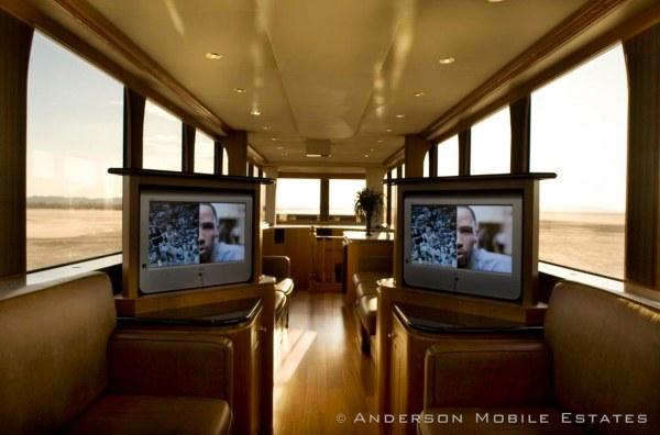 Anderson Mobile Estates Double Decker Semi Trailer 18 Wheeler Conversion 03