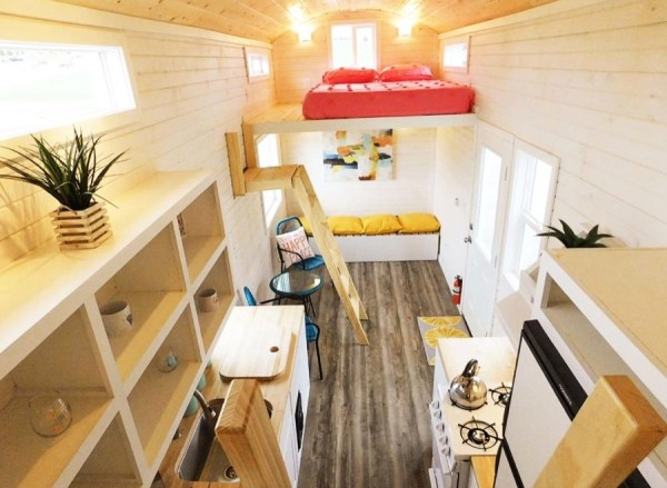Artist 26ft Tiny House RV by Tiny Idahomes 001