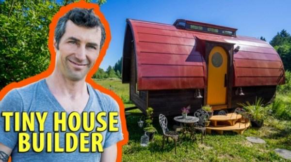 Artistic Tiny House Builder 01