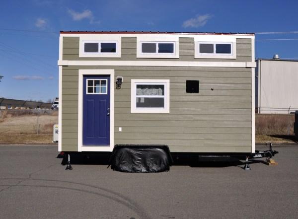 18ft ascot tiny house on wheels by tiny house building company for House company