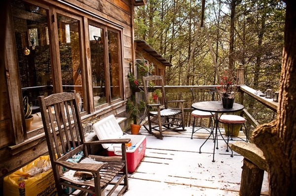 Asheville Treehouse 002