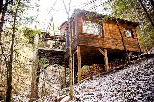 Asheville Treehouse 004