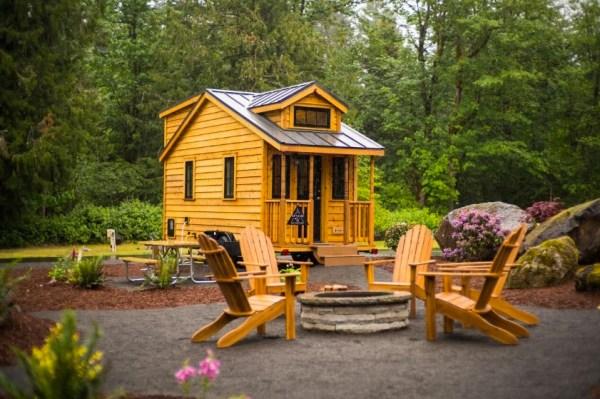 Atticus Tiny House at Mt Hood Tiny House Village via TinyHouseTalk-com 001