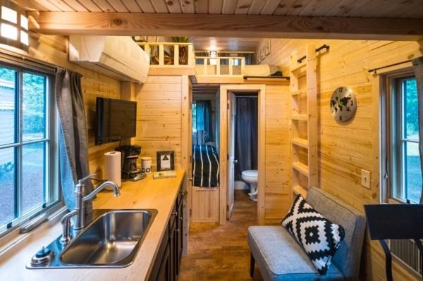 Atticus Tiny House at Mt Hood Tiny House Village via TinyHouseTalk-com 002