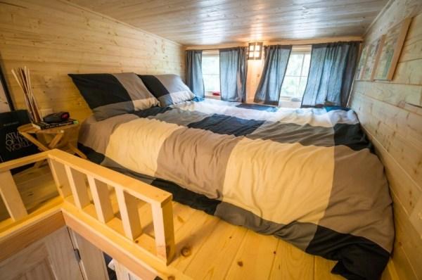 Atticus Tiny House at Mt Hood Tiny House Village via TinyHouseTalk-com 0021
