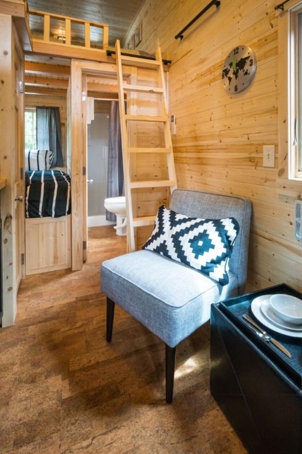 Atticus Tiny House at Mt Hood Tiny House Village via TinyHouseTalk-com 004