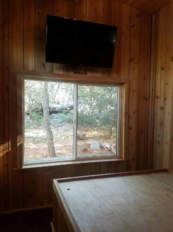 Beautiful 28ft Cedar Tiny House with Custom Deck by KJE Tiny Homes 006