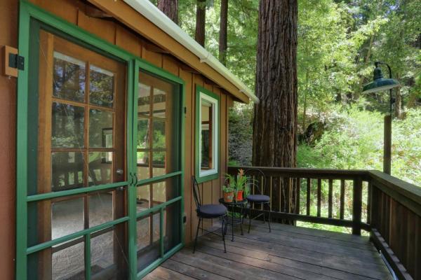 Beautiful Little Cabin in Felton, CA