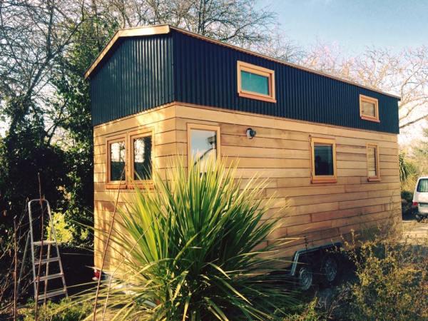 Beautiful Tiny Home on Wheels by La Tiny House 0013