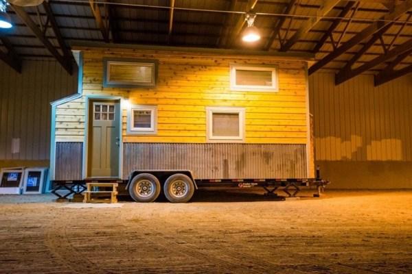 Blue Moon Tiny House by Mitchcraft Tiny Homes 001b