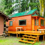 Candice's Tiny House Exterior