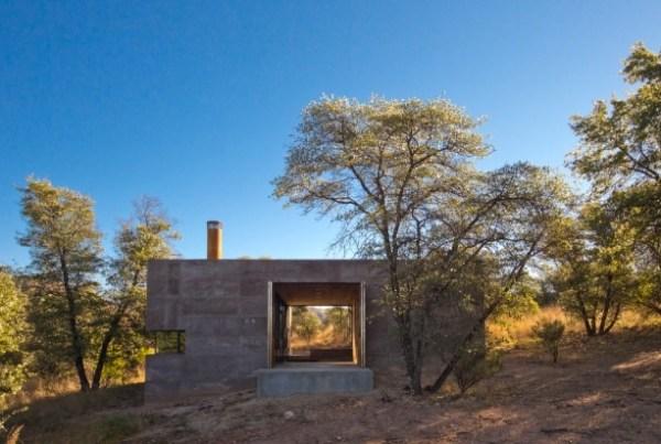 Casa Caldera Modern Small Cabin 001