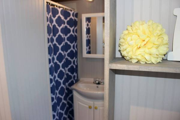 Chic Shack Yellow THOW by Mini Mansions Tiny Home Builders 0018