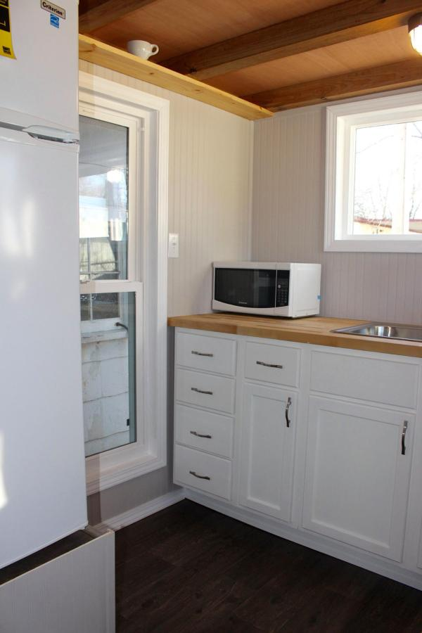 Chic Shack Yellow THOW by Mini Mansions Tiny Home Builders 0022