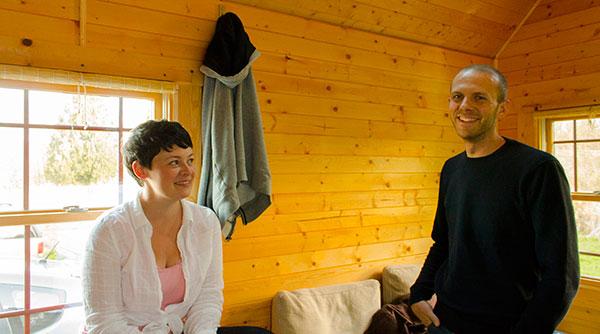 Chris and Malissa Tack