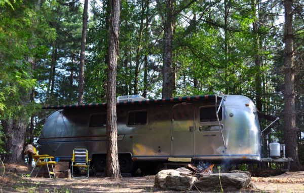 Couple Living in 78 Airstream Tiny Home 0029