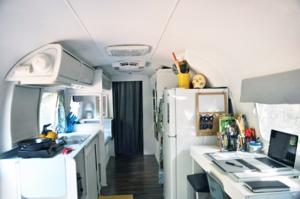 Couple Living in 78 Airstream Tiny Home 005