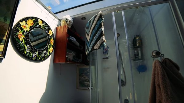 Couple go from Nomadic Converted Bus Living to Micro Homestead Life in New Zealand 007
