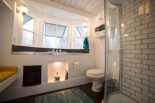 Couple's 192 Sq Ft Tiny House on Wheels in Sandy, Utah 006