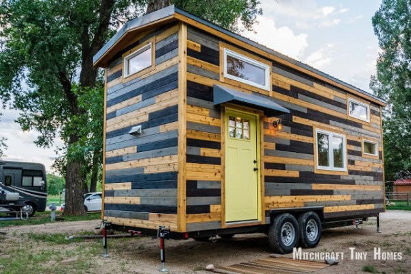 Couple's 24' Mitchcraft Tiny Home