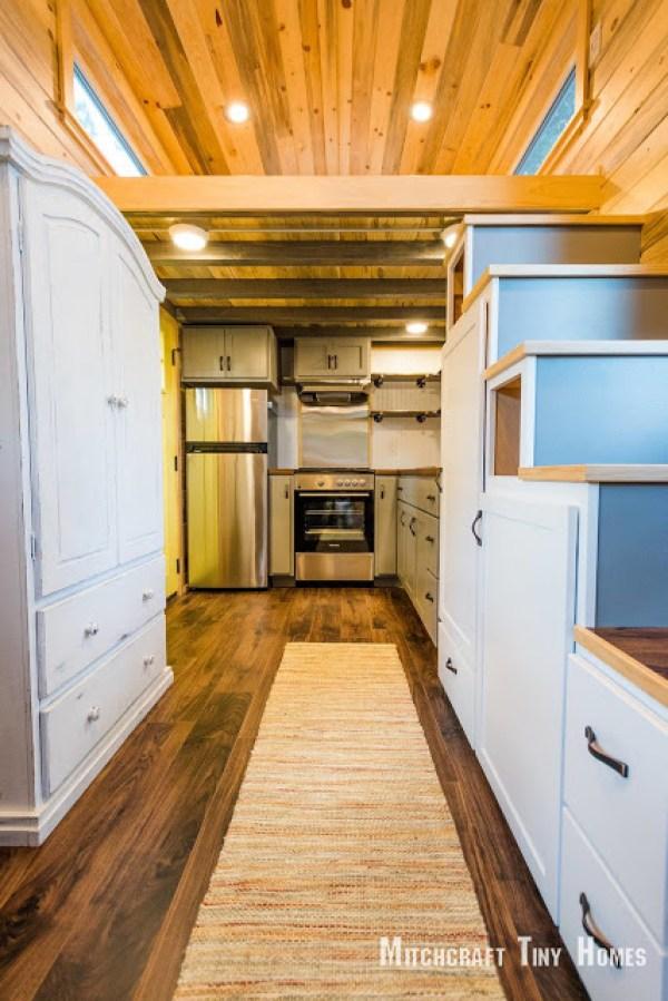 Couple's 24' Mitchcraft Tiny Home