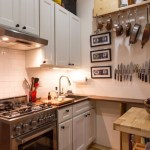 Couple's 242 Sq. Ft. Micro Apartment in NYC 008