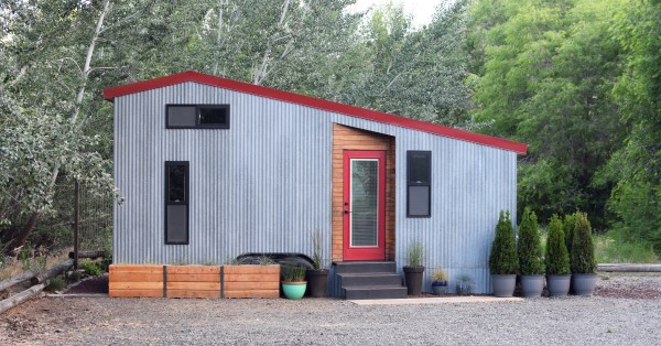 Couples Finished SHEDsistence Tiny Home 0028