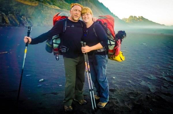 Couples Get Some Adventures DIY Sprinter RV 5