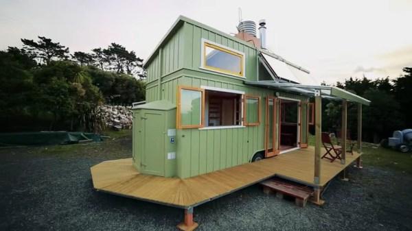 Custom Tiny House Built for Full Time Living 001