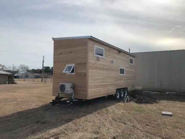 Custom Tiny House by Wasted Time LLC 0022