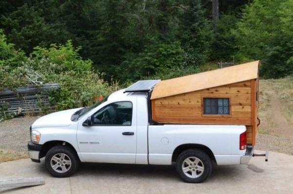 Custom Tuffli Built Dodge Ram Truck Camper 001