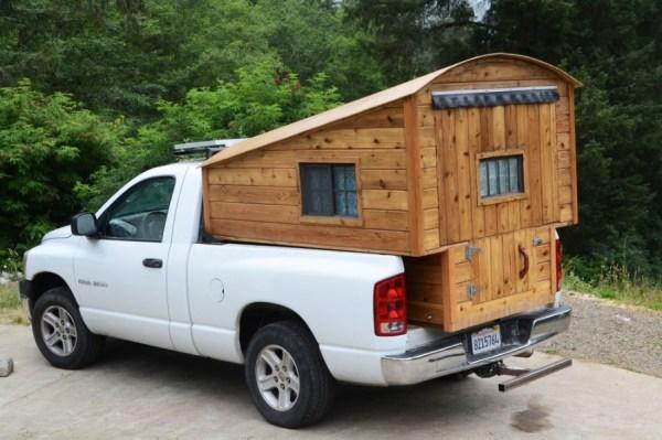 Custom Tuffli Built Dodge Ram Truck Camper 004
