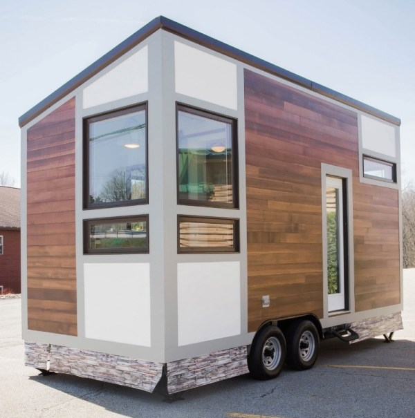 Degsy Tiny House by 84 Lumber Tiny Living 001