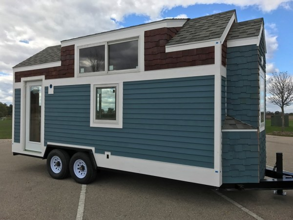 Driftless 20' Tiny House RV For Sale in Wisconsin