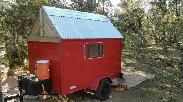 Dustin & Kim's DIY Micro Camper 012