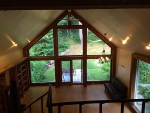 Eco Barn Cabin in Monroe 002