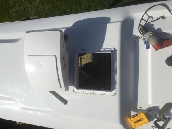 Evan's DIY Conversion Van Tiny Home 0022