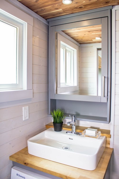 Expanding Tiny House For Sale with Slide Outs 0012