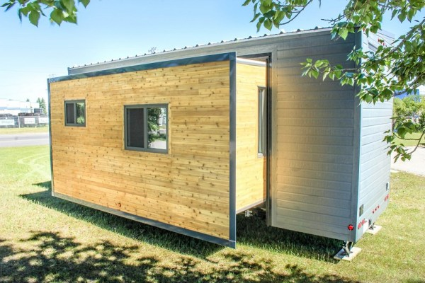 Expanding Tiny House For Sale with Slide Outs 0013