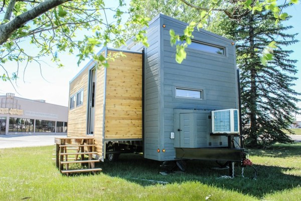 Expanding Tiny House For Sale with Slide Outs 0015