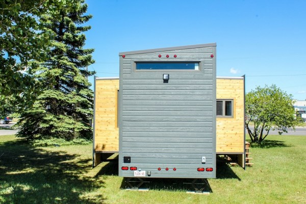 Expanding Tiny House For Sale with Slide Outs 0016