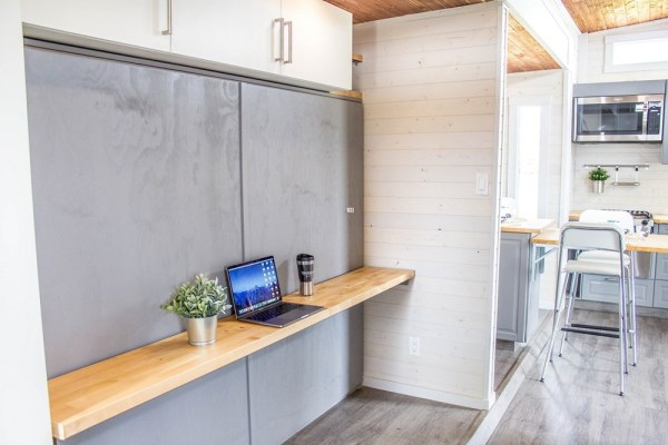 Expanding Tiny House For Sale with Slide Outs 005