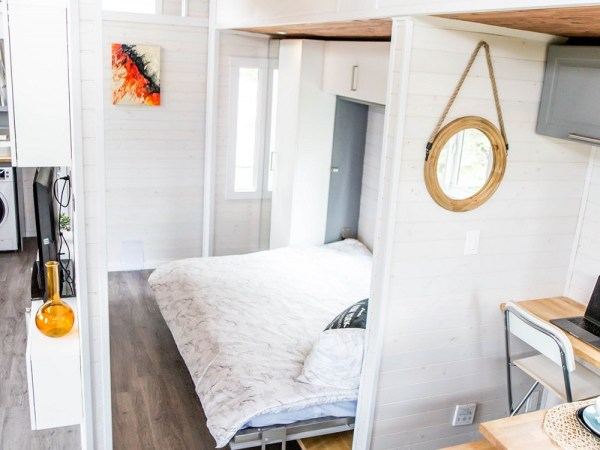 Expanding Tiny House For Sale with Slide Outs 006
