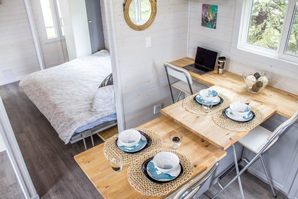 Expanding Tiny House For Sale with Slide Outs 007