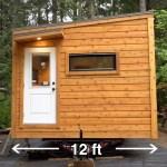 Extra large 12 ft tiny house – 1 – Exploring Alternatives