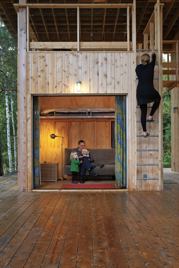 family small cabin compound possible tiny house community design. Black Bedroom Furniture Sets. Home Design Ideas
