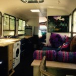 Family of Fours Bus Tiny Home 004